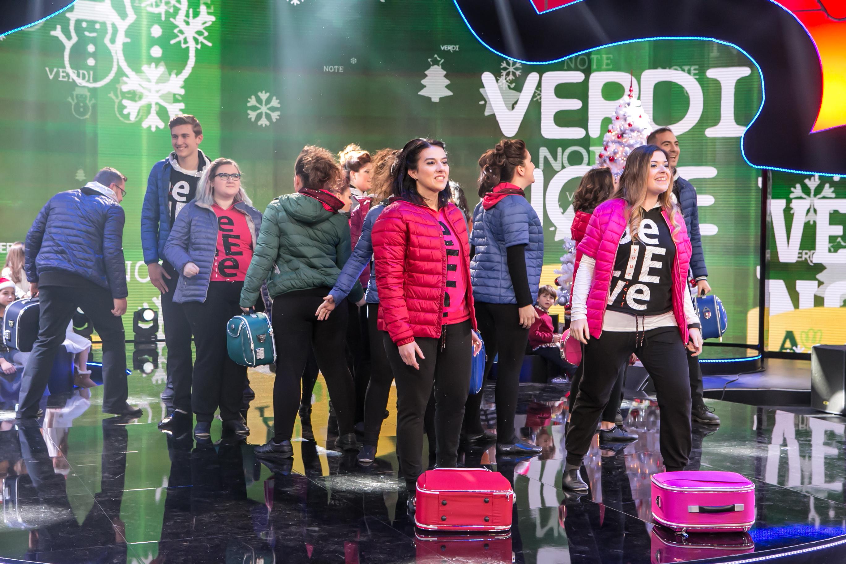 A un passo da te - Le Verdi Note dell'Antoniano- Lo Zecchino di Natale00010