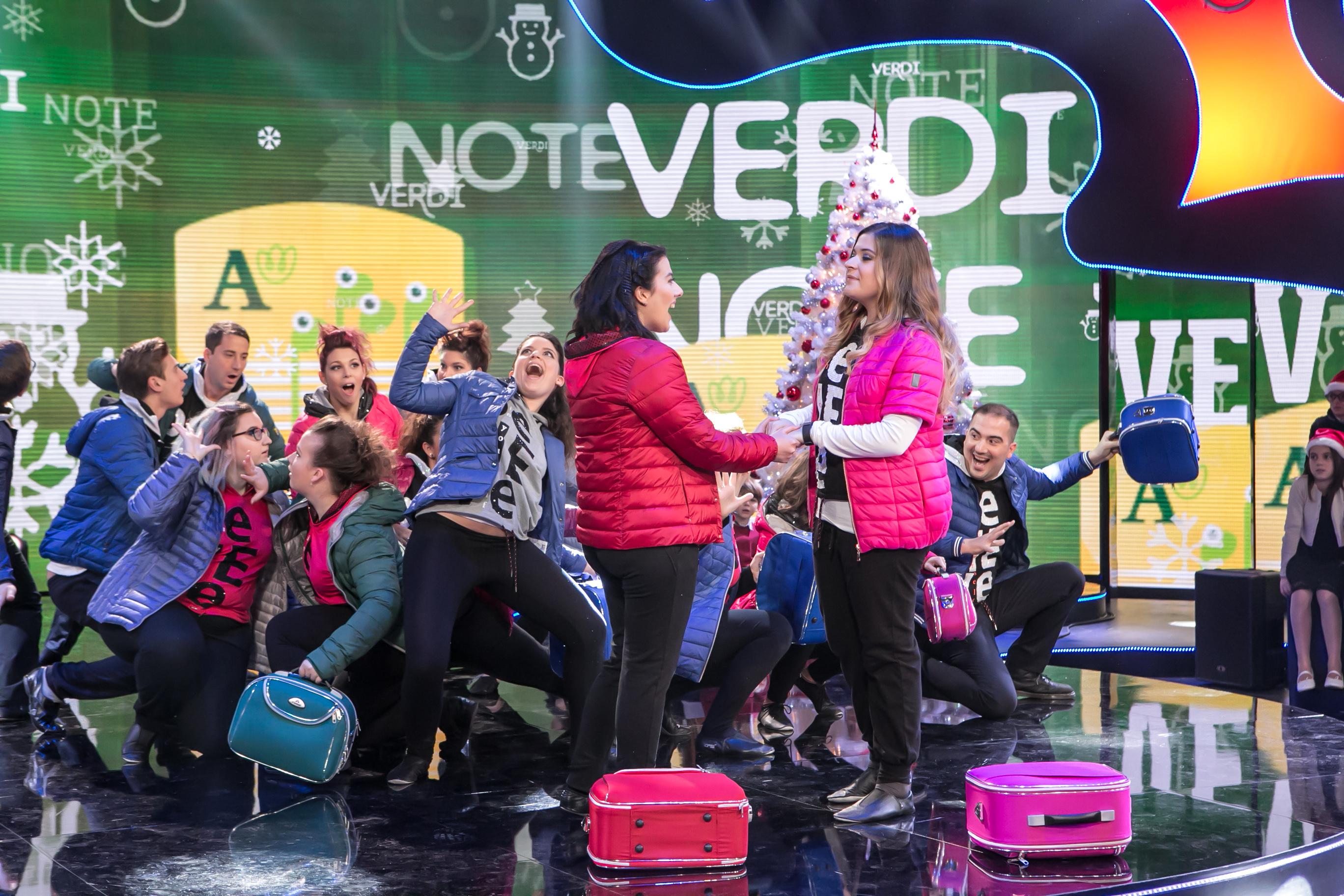 A un passo da te - Le Verdi Note dell'Antoniano- Lo Zecchino di Natale00011