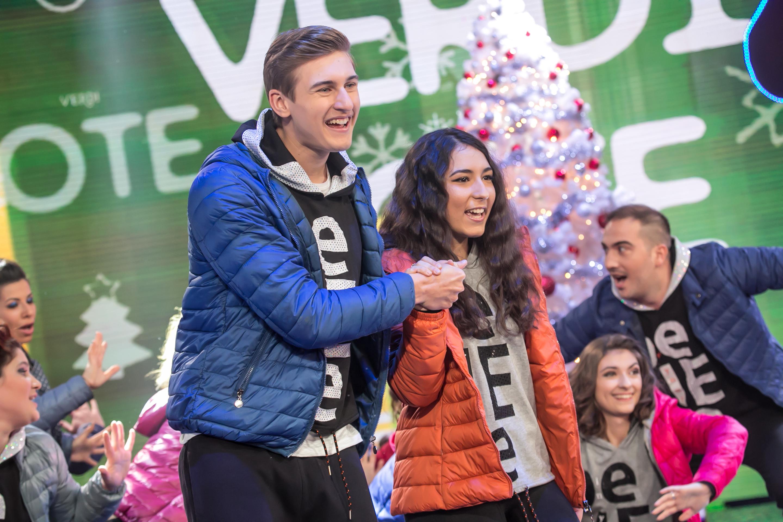A un passo da te - Le Verdi Note dell'Antoniano- Lo Zecchino di Natale00015