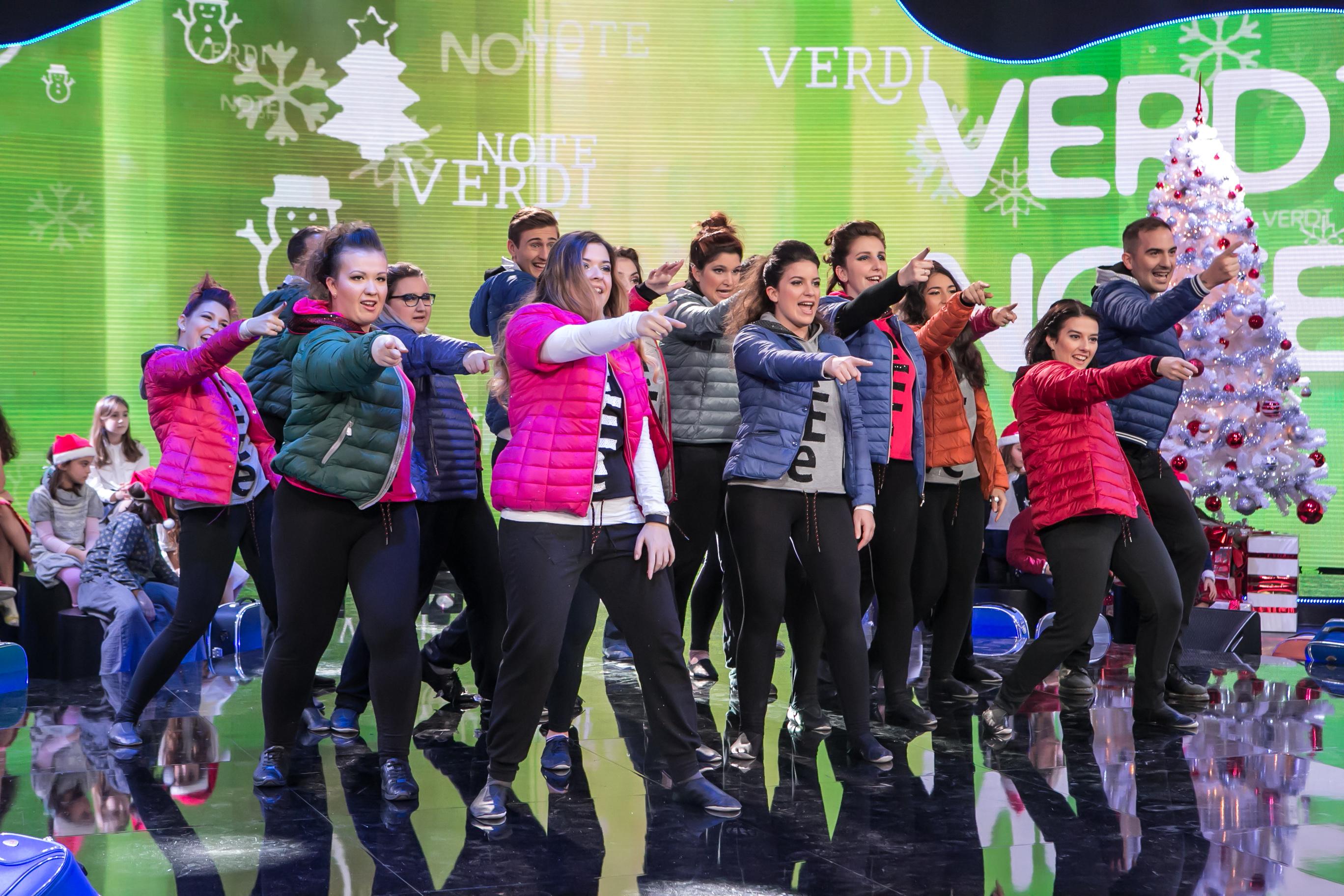 A un passo da te - Le Verdi Note dell'Antoniano- Lo Zecchino di Natale00017