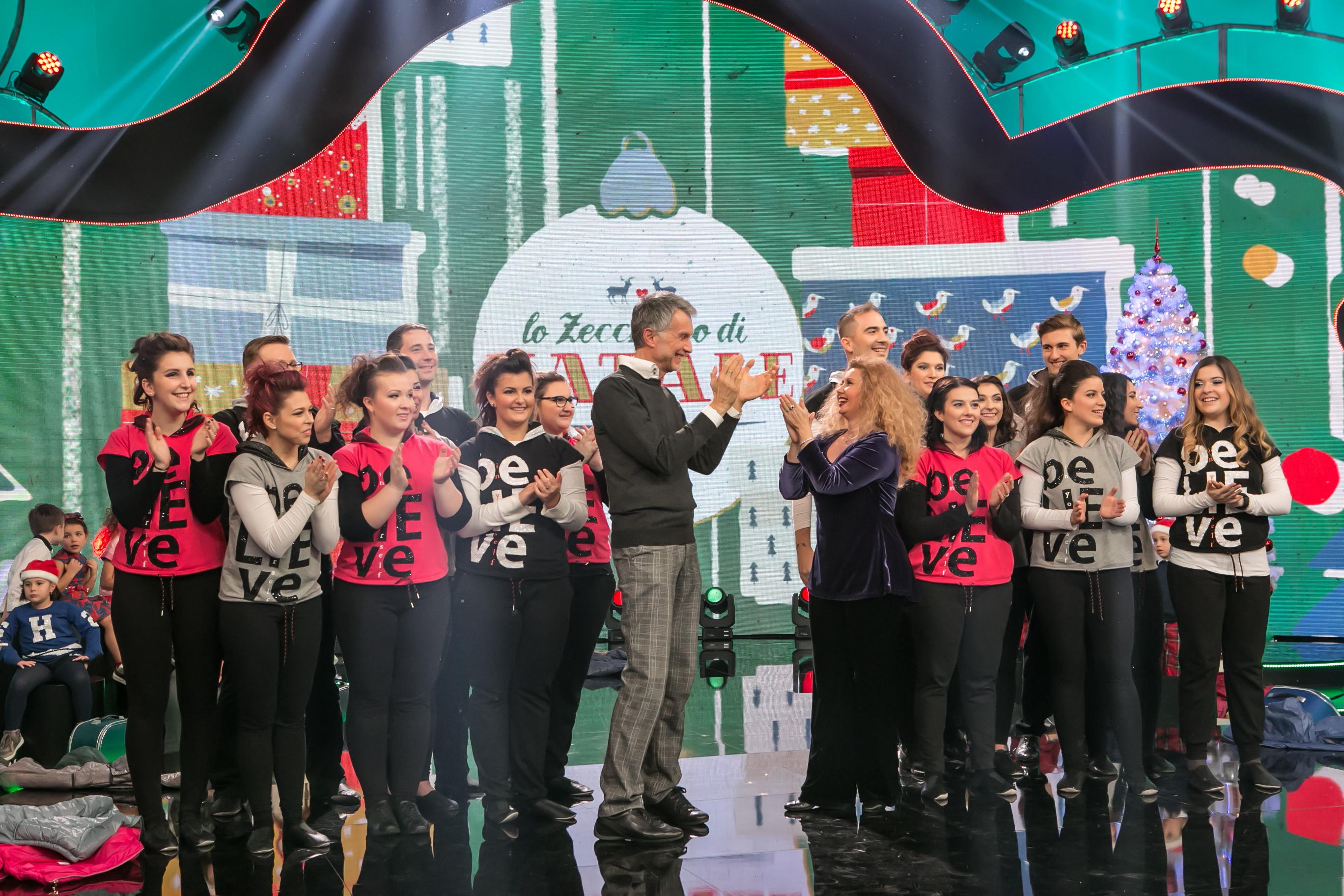 A un passo da te - Le Verdi Note dell'Antoniano- Lo Zecchino di Natale00024